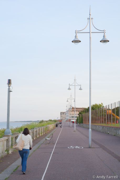 upper promenade cycle path