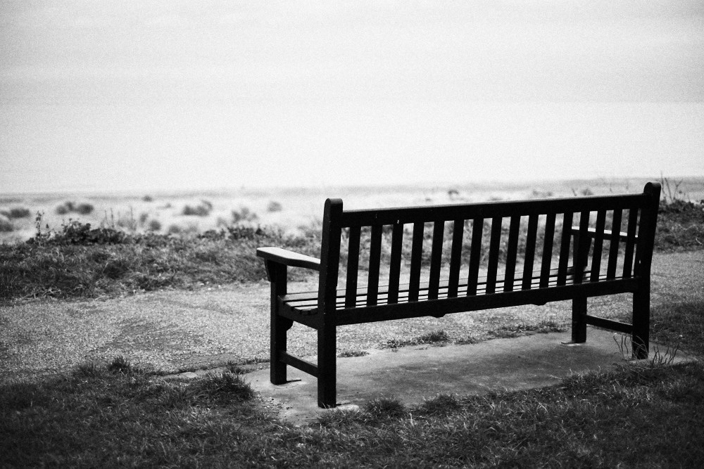 seaview bench