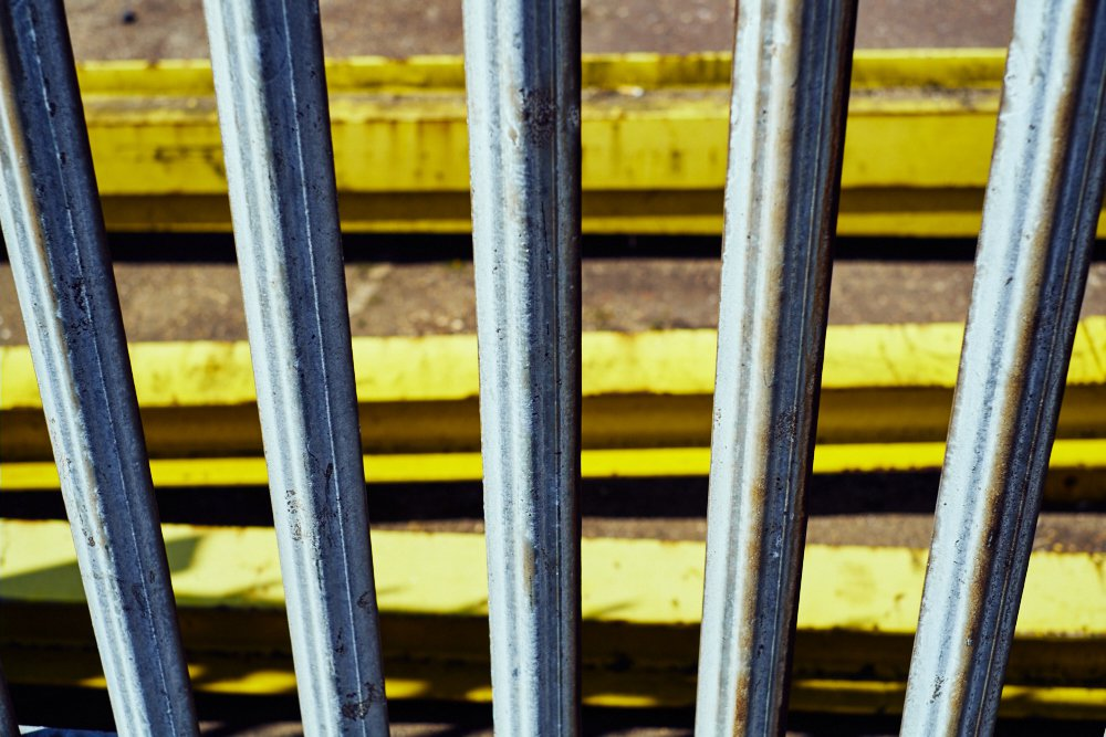 yellow girders