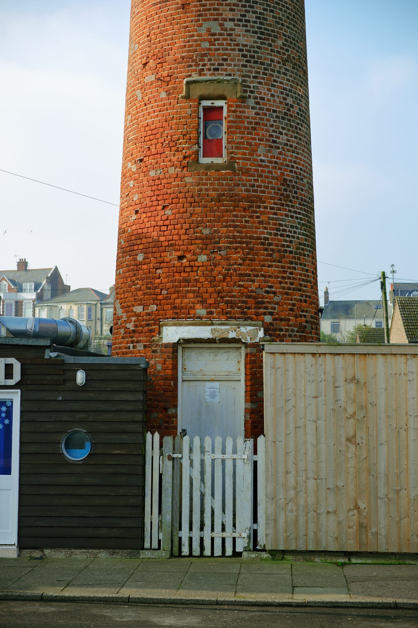 lighthouse on Quay Road