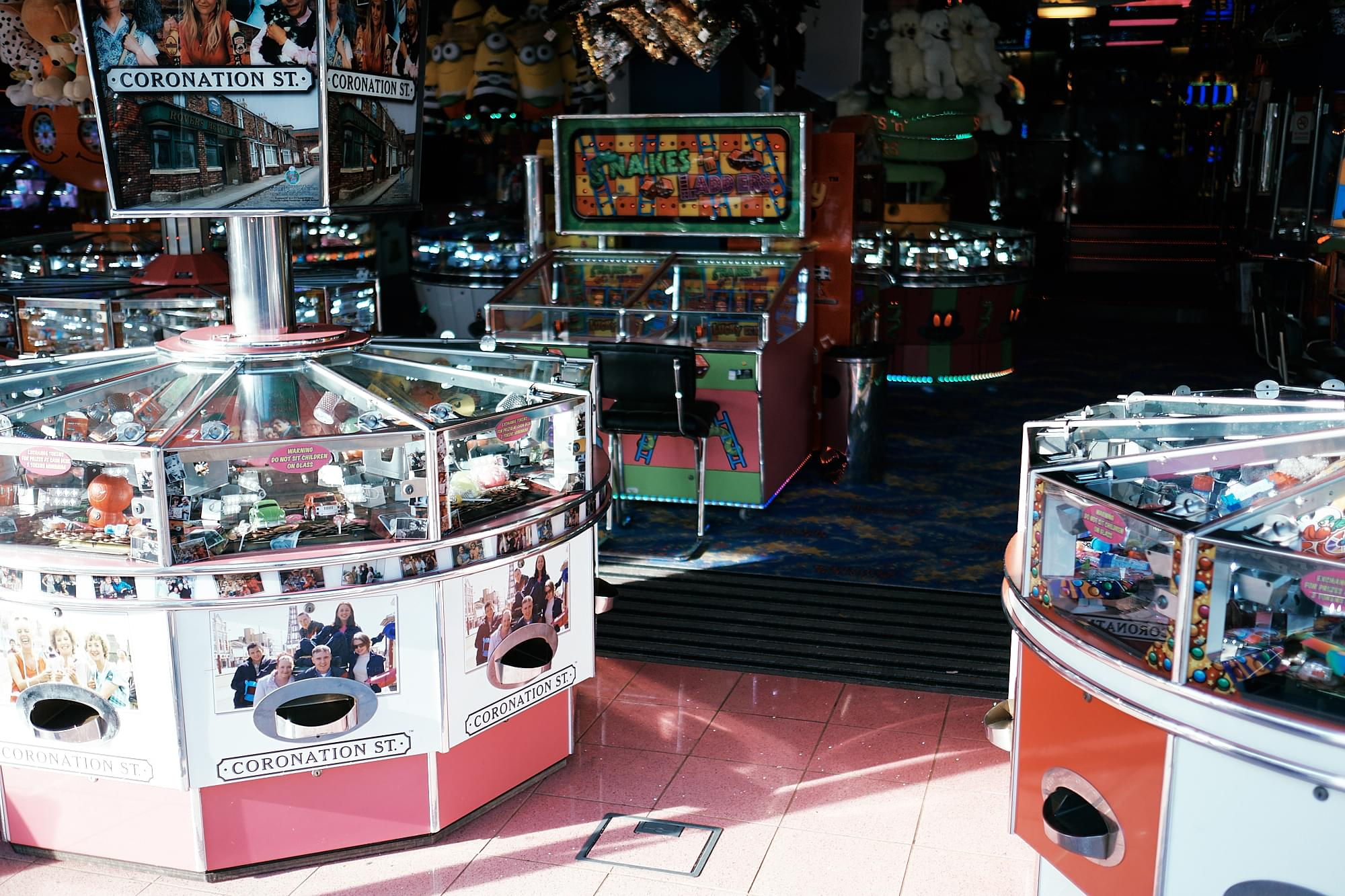 coin push machines